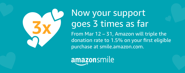 Special Pals - AmazonSmile March 2018