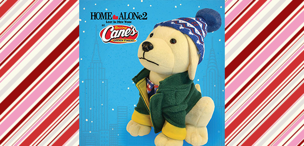 Special Pals - Raising Canes - 12 Days of Giving - Holiday Gifting