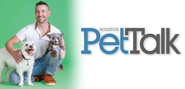 Houston Pet Talk Magazine - April 2018 - Special Pals