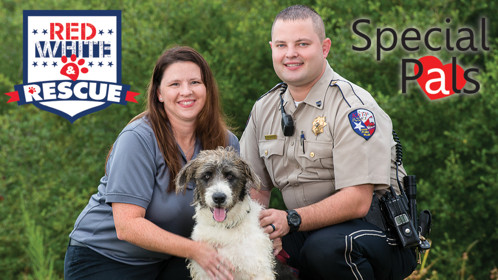 Red White and Rescue 2019 Calendar - Special Pals